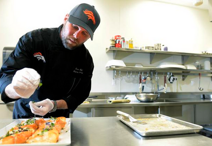 Photo ofThat ain't hay! Denver Broncos eat to win at new training tableby Tender Belly