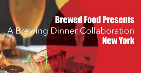 BREWED FOOD Event New York June 8th