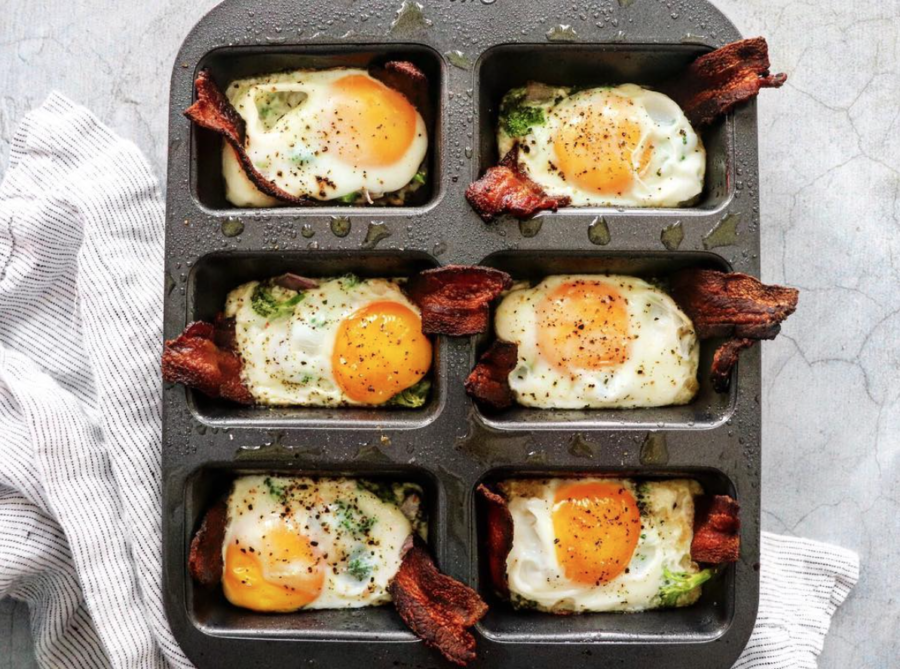 Photo ofBacon Recipe: Paleo Bacon Egg Cupsby Tender Belly