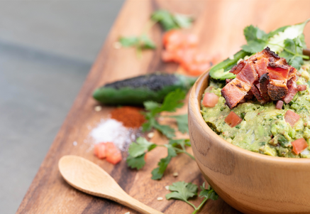 Photo ofBacon Guacamoleby Tender Belly