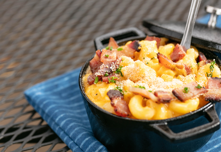 Photo ofBacon Mac n Cheese Recipeby Tender Belly