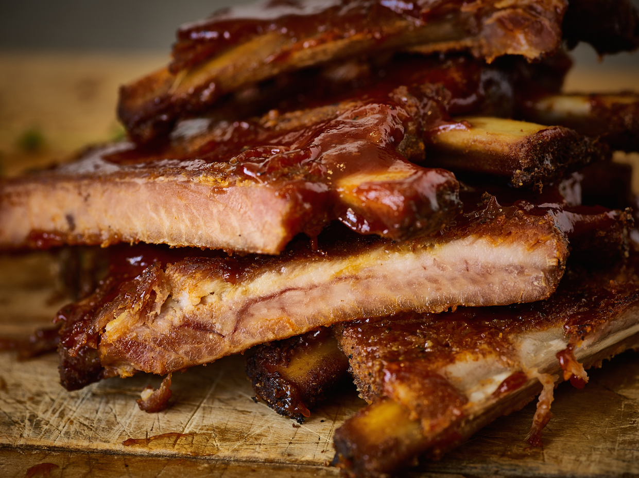 Baby Back Ribs vs. St Louis Ribs