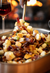 BACON STUFFING WITH PECANS AND CRANBERRIES