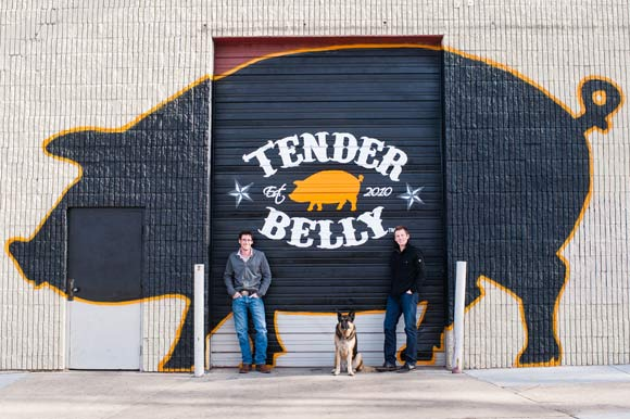 FIND TENDER BELLY IN COLORADO THIS DECEMBER