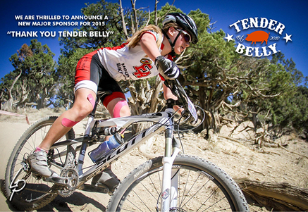 Photo ofTender Belly Partners with Colorado High School Cycling Leagueby Tender Belly