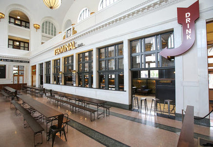 Photo ofThe Terminal Bar Ready to Pour At Union Stationby Tender Belly