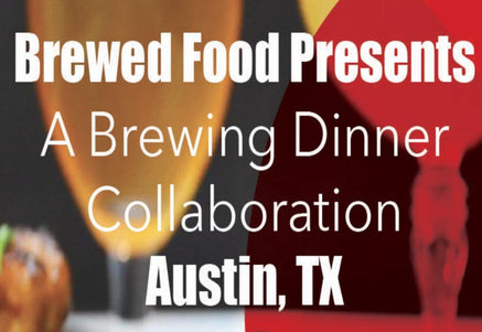 Photo ofBREWED FOOD DINNER: AUSTIN, TX 4/5by Tender Belly