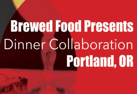 Photo ofBREWING DINNER WITH BIWA RESTAURANT: PORTLAND 4/19by Tender Belly