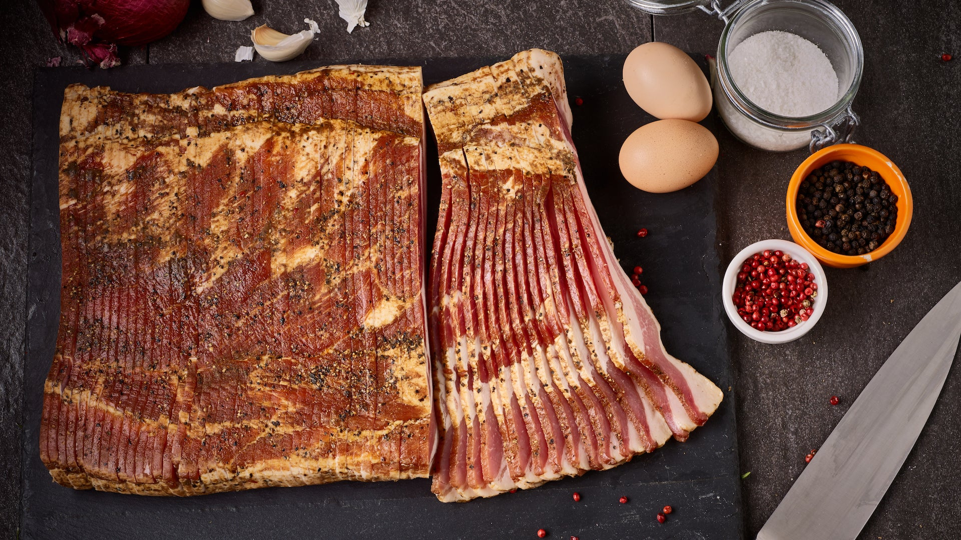 The Best Tasting Bacon that Money Can Buy, Tender Belly