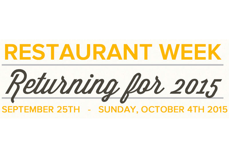 Vail and Beaver Creek Restaurant Week