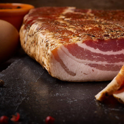 Signature Dry-Rub Uncured Bacon - Tender Belly