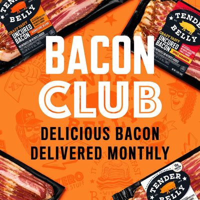 Bacon of the Month Club - Tender Belly