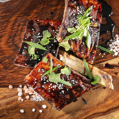 SPECIAL: Baby Back Ribs - Tender Belly