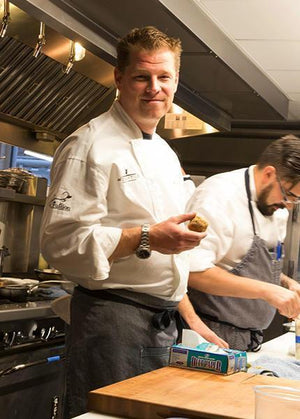 Picture of ALEX SEIDEL Chef of FRUITION RESTAURANT