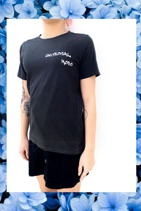 ☯Black Universal Hobo Shirt☯