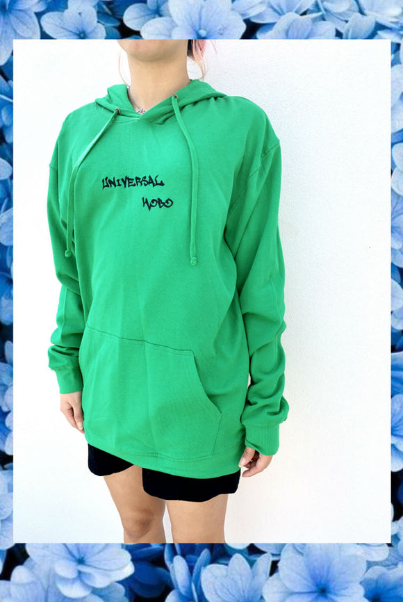 ☯Green Universal Hobo Sweater☯