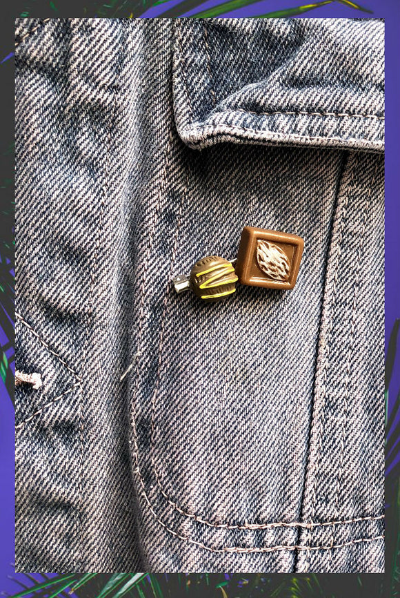 ☯Chocolates Pin☯