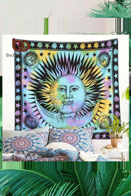 Psychedelic Sun / Celestial Tapestry