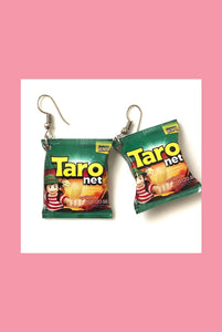 ☯Taro Chips Earrings☯