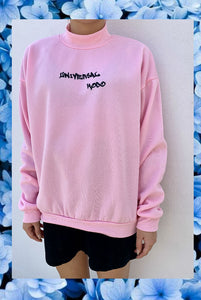 ☯Pink Universal Hobo Sweater☯