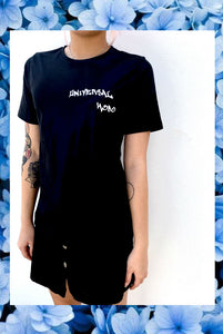 ☯Black Universal Hobo Shirt (Small)☯