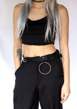 Big Ring Waist Belt