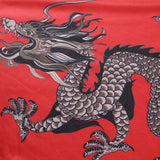 Vintage Chinese Dragon Dress
