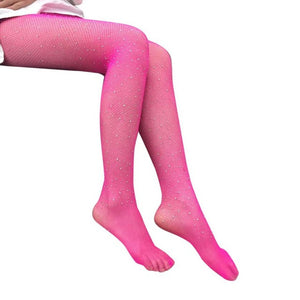 Hot Pink Pantyhose