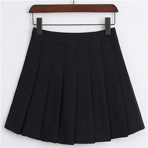 Plain Tennis Skirts (Many Colours!)