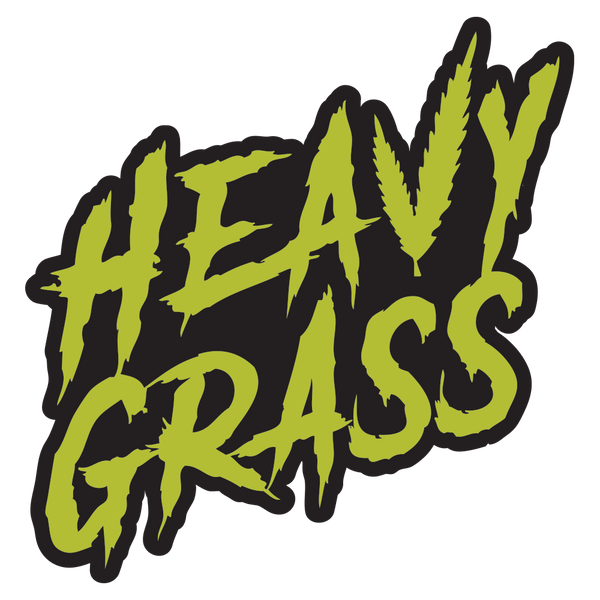 Heavy Grass 'Logo' Patch