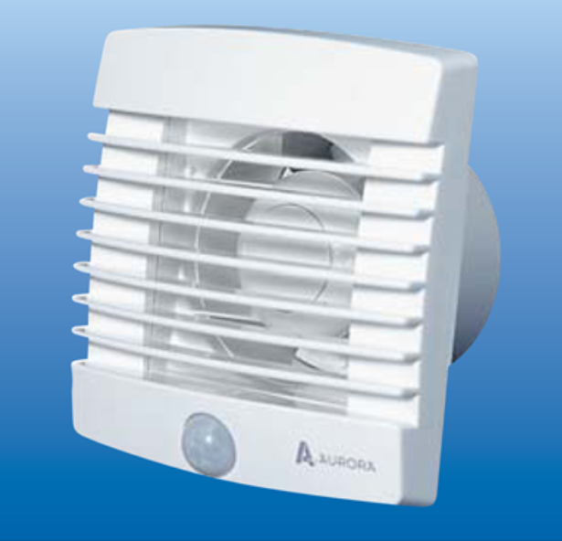 ASM Bathroom and Kitchen Exhaust Fans