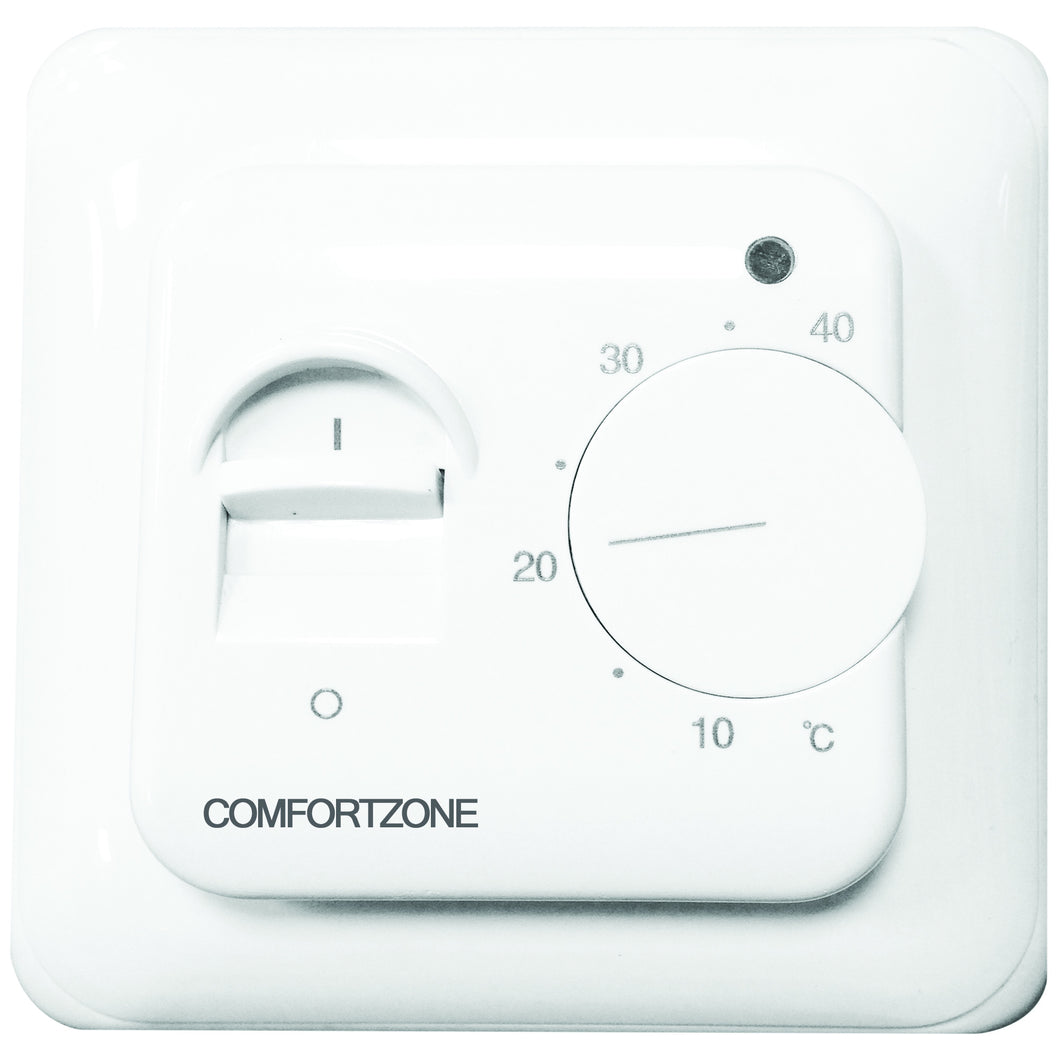 ComfortZone 8250 Manual Dial Thermostat
