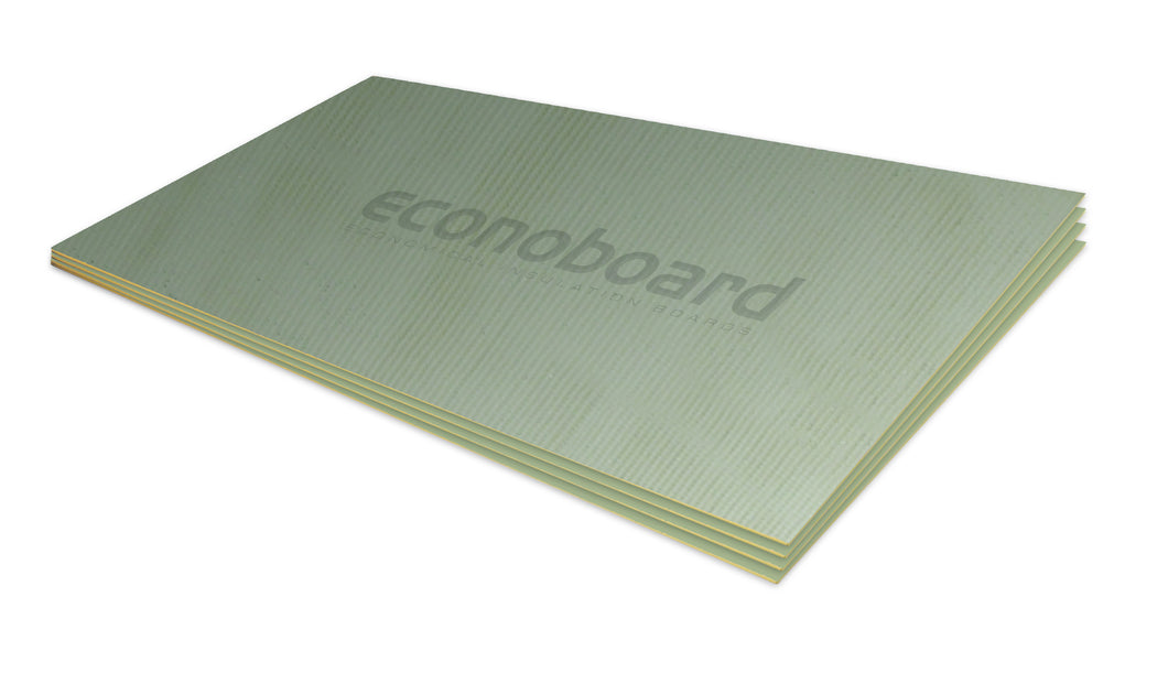 Coated Insulation Board For Timber Substrates