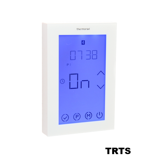 TRTS/TRTSB Touch Screen Rail Timer