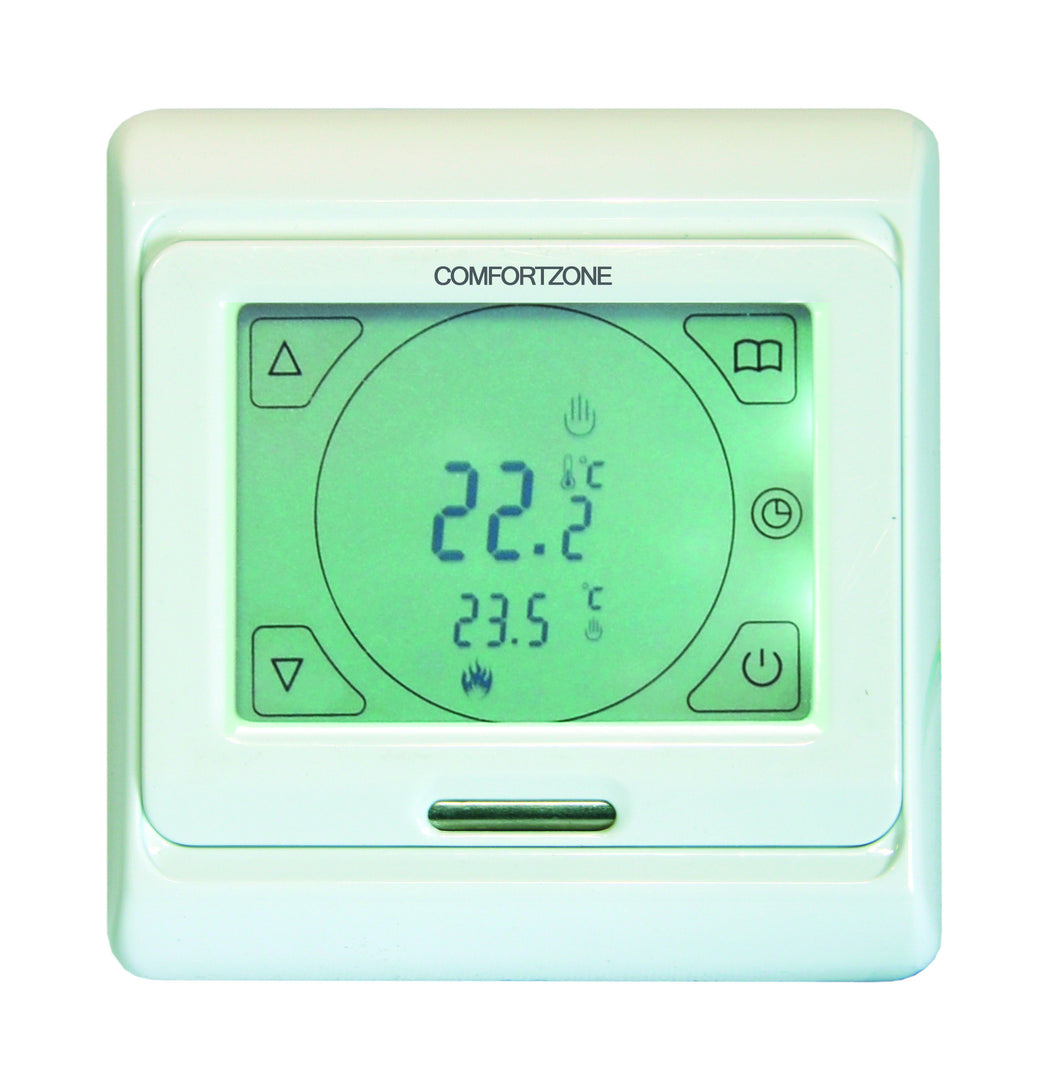 ComfortZone 8259 Touchscreen Thermostat