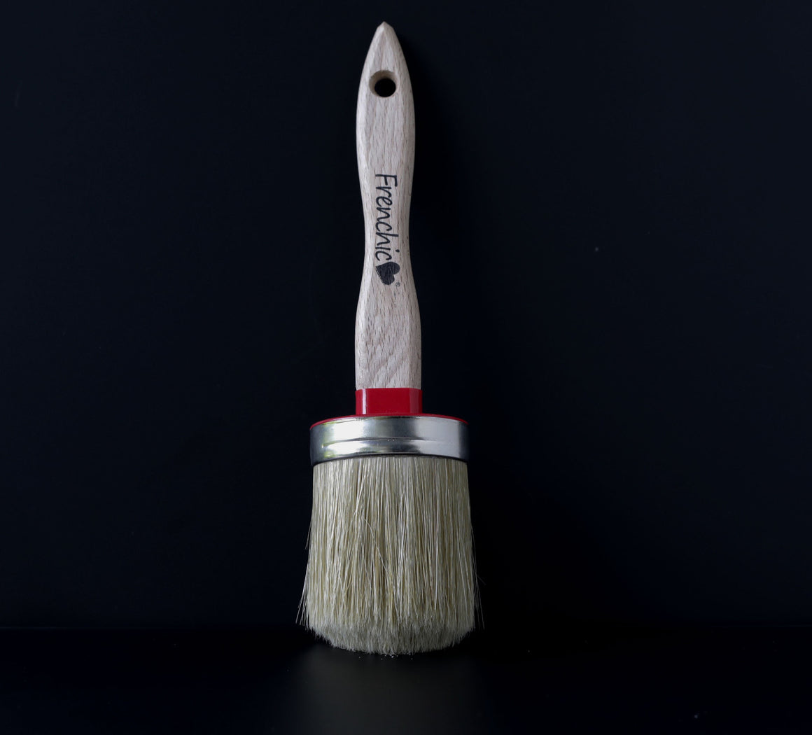 Paint Brush - Large Oval  - 62mm