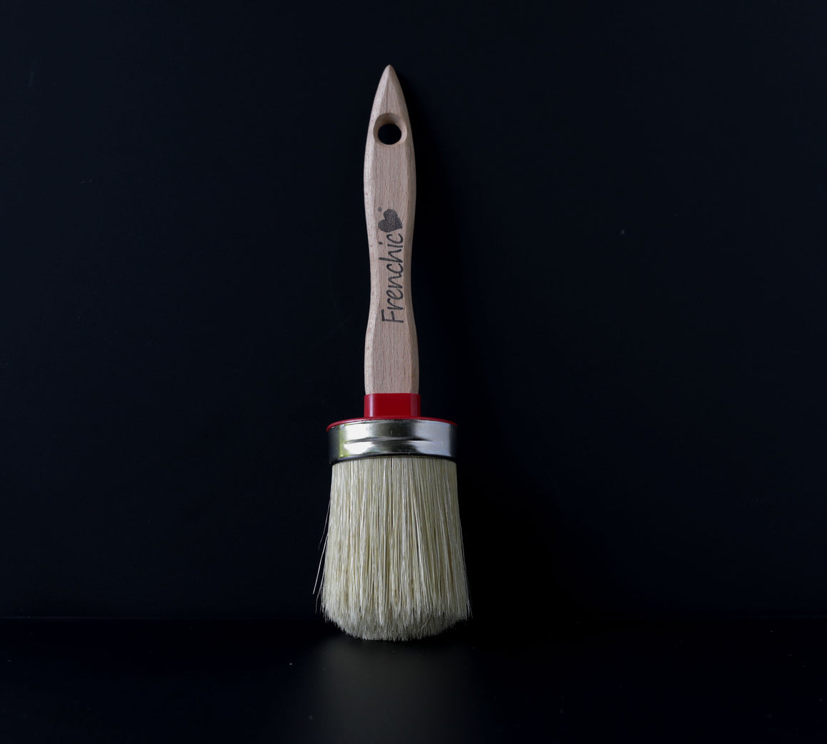 Paint Brush - Medium Oval  - 50mm