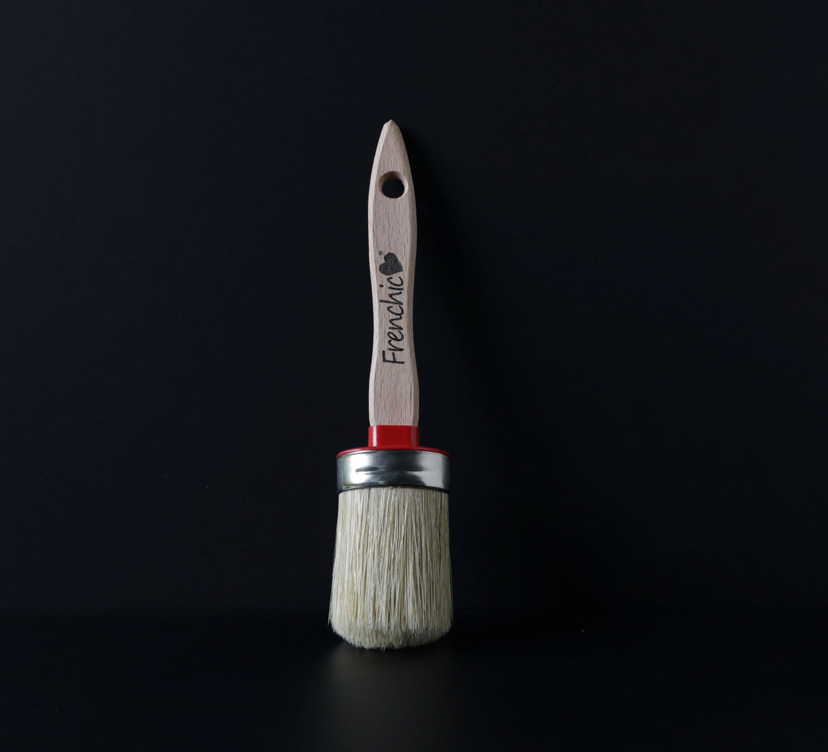 Paint Brush - Small Oval - 45mm