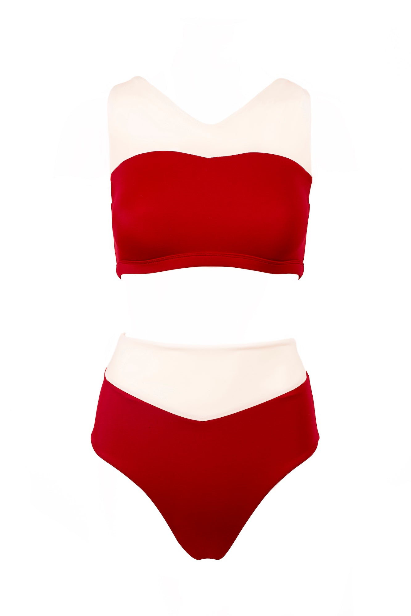The Ethel Tank Bikini Top