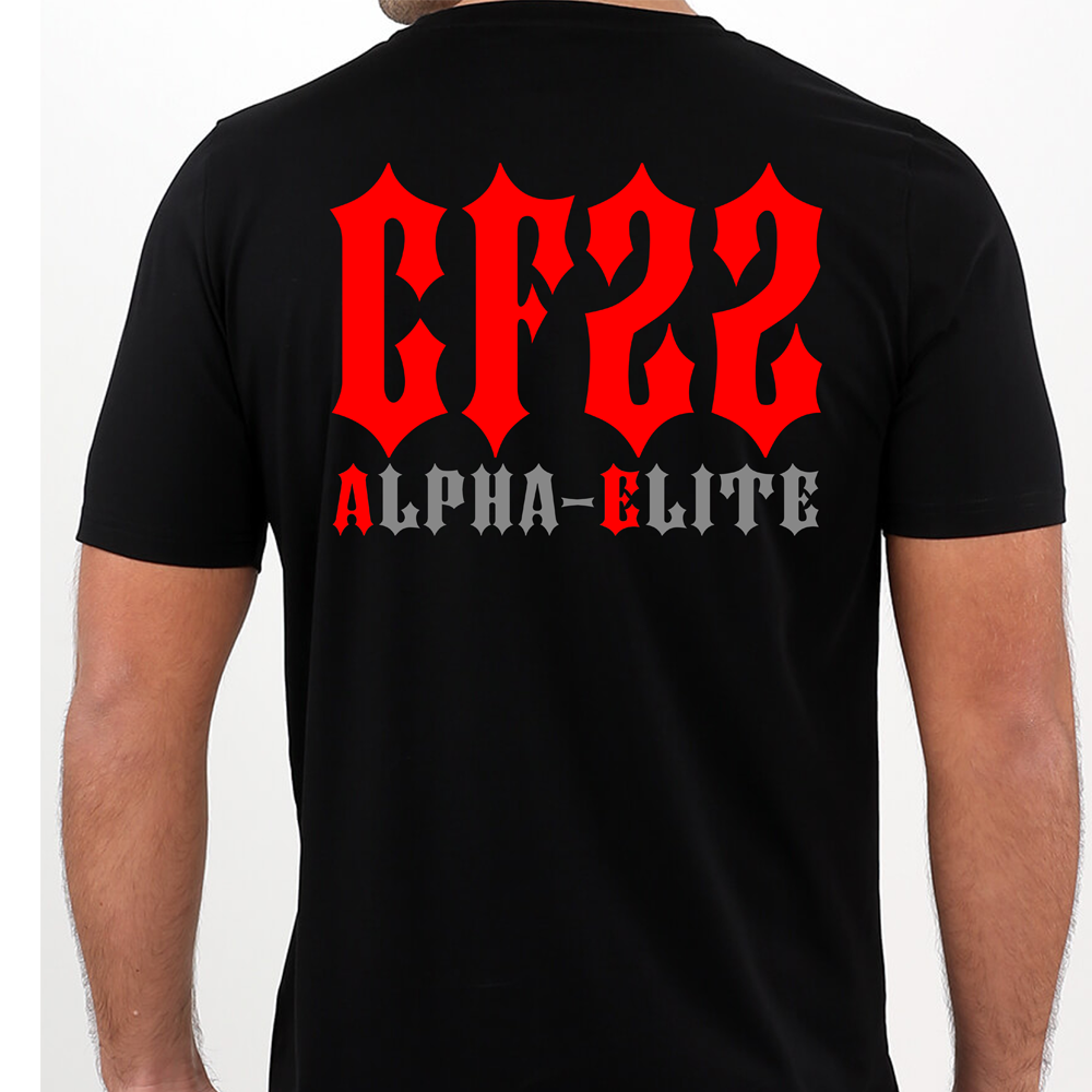 22 Smokin AceS - CROSSFIT22 Shirt