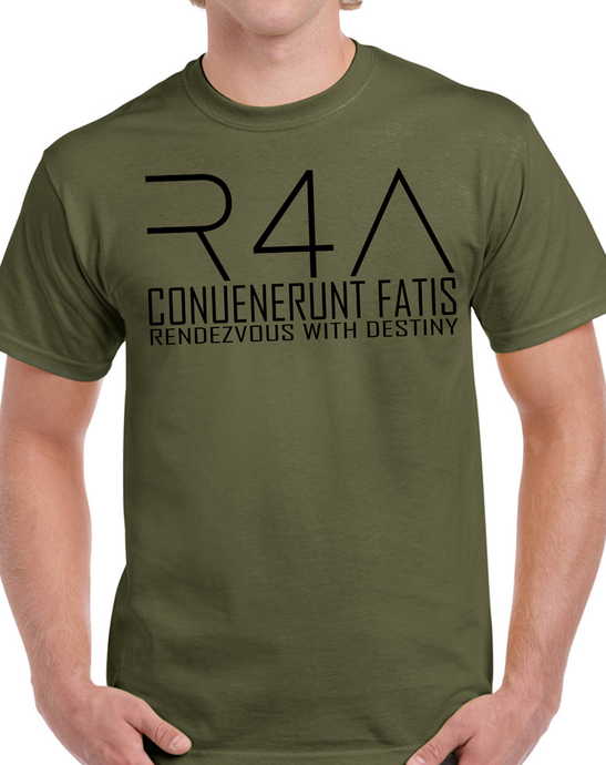 22 SMOKIN ACES - R4A MILITARY SHIRT