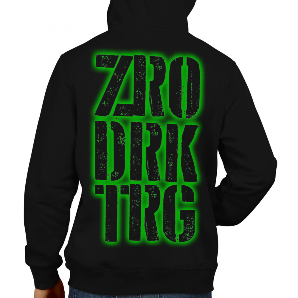 22 Smokin AceS - 22nd Rogue ZRO DRK TRG Hood