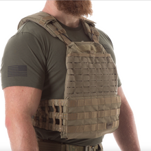 5.11 Plate Carrier With 7lb CURVED PLATES - SANDSTONE