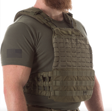 5.11 Plate Carrier With 7lb CURVED PLATES - TacOD