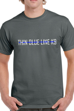 22 Smokin AceS - Thin Blue Line K9