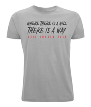 22 Smokin AceS - Where There Is Will - Tee Shirt (Black)