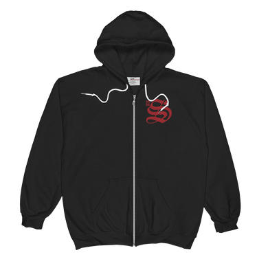 22 Smokin AceS - Global Ambassador - Unisex  Zip Hoodie