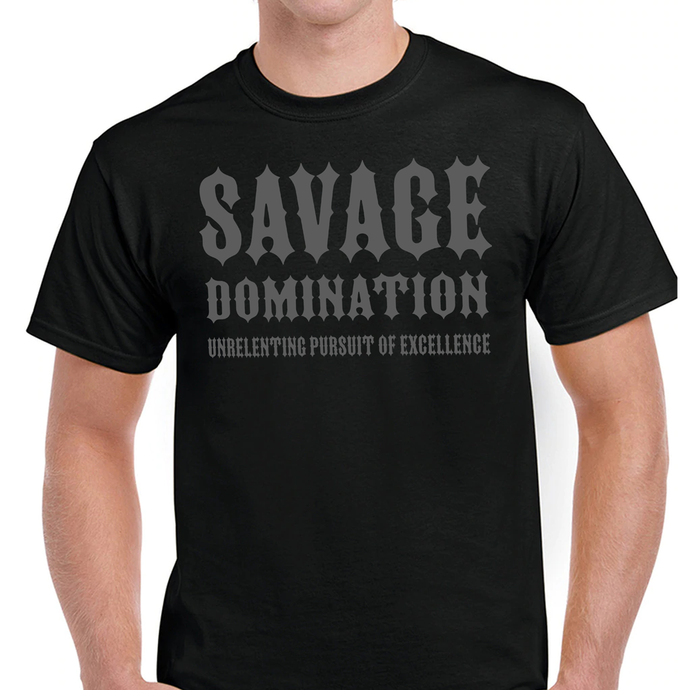 22 Smokin AceS - SAVAGE DOMINATION Shirt