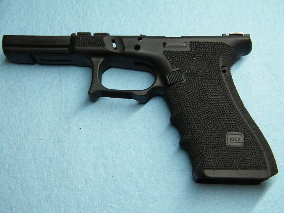 Glock , Double Trigger Guard Undercut Service