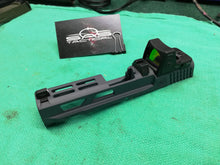 M&P -  Relocation Co-witness Height Tritium Night Sight Set